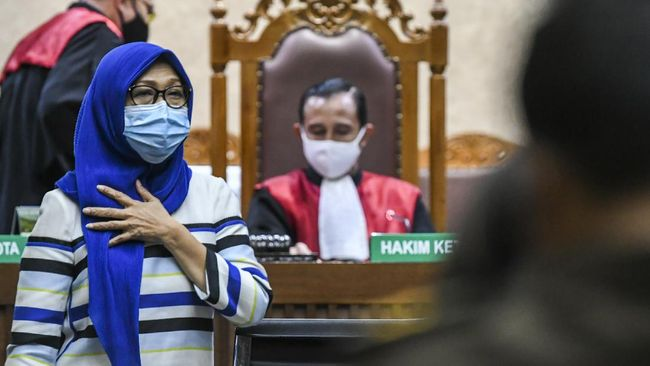 Pengacara Anita Kolopang  mengakui menerima uang melalui jaksa Pinangki lantaran tak kunjung menerima dari Djoko Tjandra.