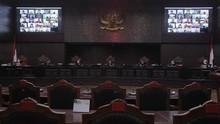 Utusan Presiden Minta MK Tunda Sidang Uji Materi UU Ciptaker