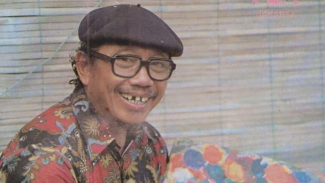 Mengenang Pak Tino Sidin, Guru Menggambar Anak 1990-an