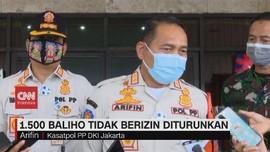VIDEO: 1.500 Baliho Tidak Berizin Diturunkan