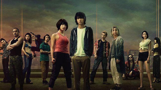 Sederet bintang Jepang akan membintangai Alice in Borderland, serial adaptasi manga tentang insiden misterius yang membuat sebagian warga Tokyo menghilang.