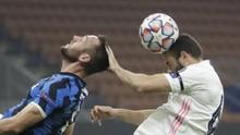 4 Skenario Madrid dan Inter Tersingkir dari Liga Champions