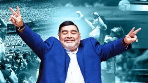 Diego Maradona Meninggal