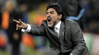 Maradona Disebut Menderita Parkinson Sebelum Meninggal
