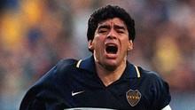 Diego Maradona Berpulang