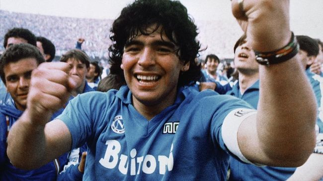 Kisah kesuksesan legenda sepakbola dunia, Diego Maradona, diangkat ke layar lebar lewat film biopik berjudul Diego Maradona.