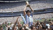 Kiper Inggris 1986 Kenang Maradona dan Gol Tangan Tuhan