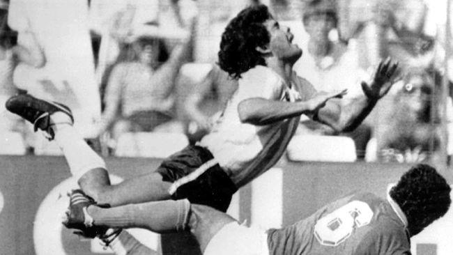 Timnas Indonesia memiliki kenangan pahit saat menghadapi timnas Argentina yang diperkuat Diego Maradona di Piala Dunia U-20 1979.