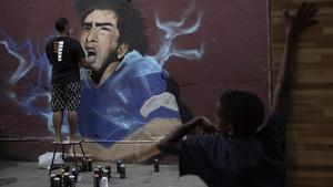 Pesepakbola Wanita Tolak Beri Penghormatan untuk Maradona