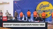 VIDEO: Edhy Prabowo Tersangka Dugaan Korupsi Perizinan Tambak