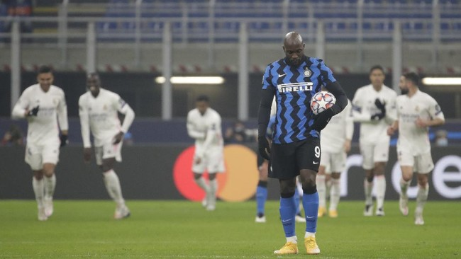 Inter Milan di Ujung Tanduk Grup B Liga Champions