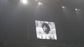 Permintaan Terakhir Maradona: Jenazah Dibalsam