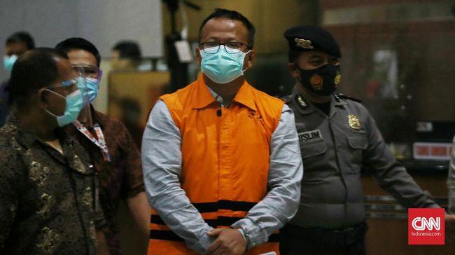Kata 'kecelakaan' yang diucapkan Edhy Prabowo menarik perhatian warganet di media sosial Twitter. Netizen beramai-ramai mengomentari pernyataan tersangka.