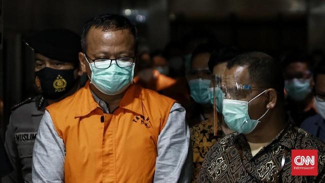 Selain Edhy Prabowo, KPK Tetapkan 6 Tersangka Lain