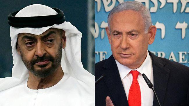 PM Israel, Benjamin Netanyahu, dan Putra Mahkota UEA, Mohammed bin Zayed, dinominasikan untuk meraih Hadiah Nobel Perdamaian pada 2021.