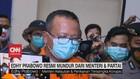 VIDEO: Edhy Prabowo Resmi Mundur Dari Menteri & Partai