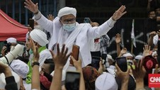 VIDEO: Rizieq Shihab Dirawat