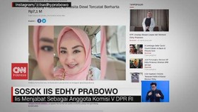 VIDEO: Sosok Iis Rosita Dewi, Istri Edhy Prabowo