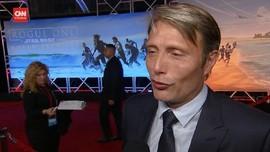 VIDEO: Mads Mikkelsen Gantikan Depp sebagai Grindelwald
