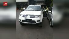 VIDEO: Penyebab Mobil Berplat RI 1 Paksa Masuk Mabes Polri