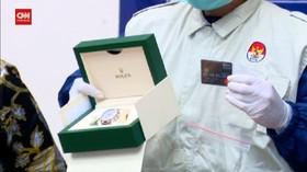 VIDEO: KPK Sita Sepeda, ATM, Jam dan Tas Mewah Dibeli di AS