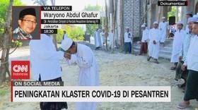 VIDEO: Peningkatan Klaster Covid-19 di Pesantren