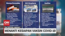 VIDEO: Menanti Kesiapan Vaksin Covid-19