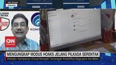 VIDEO: 60 Persen Informasi Hoaks Bersifat Menghasut