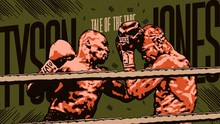 INFOGRAFIS: Tale of the Tape Mike Tyson vs Roy Jones Jr