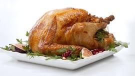 'Misteri' Kalkun Panggang saat Thanksgiving