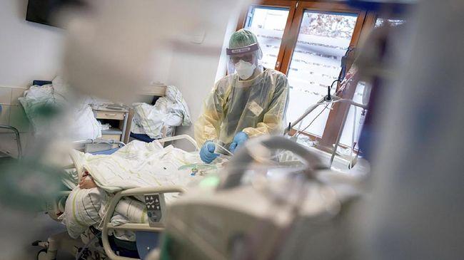 Jerman menemukan varian baru virus corona di 35 pasien sebuah rumah sakit, berbeda dari yang di Inggris dan Afrika Selatan.