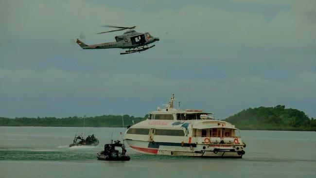 TNI Beraksi Bebaskan WNI Sandera Teroris di Selat Malaka