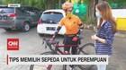 VIDEO: Tips Memilih Sepeda Untuk Perempuan