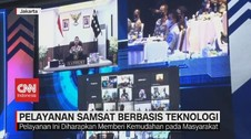 VIDEO: Pelayanan Samsat Berbasis Teknologi