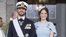 Pangeran Swedia dan Putri Sofia Positif Virus Corona