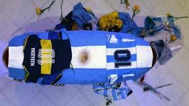 Telepon Darurat Saat Detik-detik Kematian Maradona