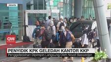 VIDEO: Penyidik KPK Geledah Kantor KKP