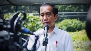 Jokowi Resmi Bubarkan 10 Lembaga Negara Nonstruktural