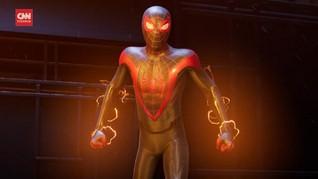 VIDEO: Sensasi Jadi Spider-Man Baru di Game 'Miles Morales'