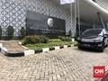 Pati TNI-Polri di Lingkaran Menteri KKP Sakti Wahyu Trenggono