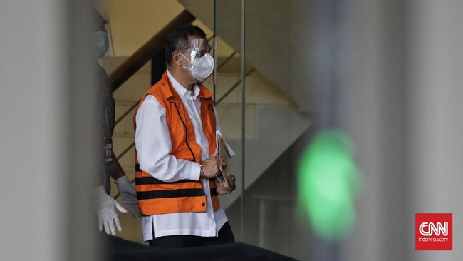 Wali Kota Cimahi Ajay Didakwa Terima Suap Rp1,6 M Proyek RS