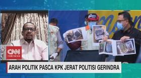 VIDEO: Arah Politik Pasca KPK Jerat Politisi Gerindra