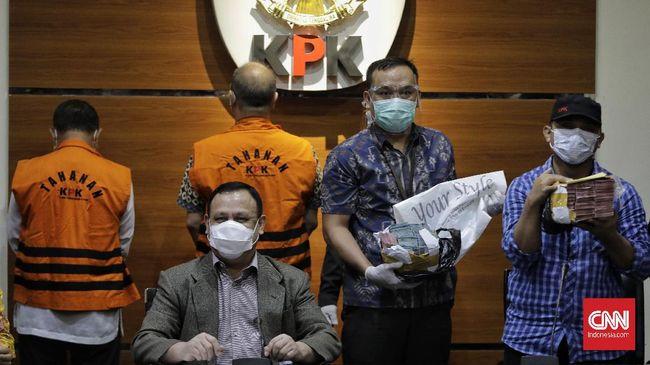 KPK membeberkan bahwa Wali Kota Cimahi Ajay Muhammad Priatna meminta uang Rp3,2 miliar untuk memuluskan izin pembangunan RSU Kasih Bunda.