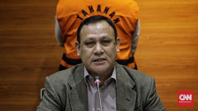 Ketua KPK Firli meminta pelaku korupsi anggaran penanganan covid-19 dituntut dengan hukuman mati.
