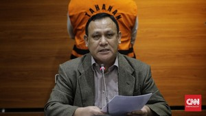 Firli Minta Maaf Penyidik KPK Terima Suap Walkot Tanjungbalai