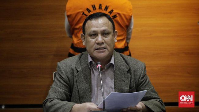 Ketua KPK Firli Bahuri menyebut hingga saat ini 1.550 orang korupsi. Namun masih ada 262 juta warga baik yang tak disorot.