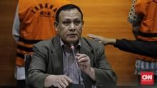 Firli Sebut Tahanan KPK Divaksin karena Rentan Tertular Covid