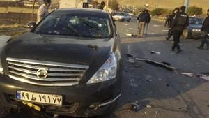 Iran Identifikasi 4 Pelaku Pembunuhan Ilmuwan Nuklir