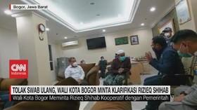 VIDEO: Tolak Swab Ulang, Rizieq Shihab Diminta Klarifikasi