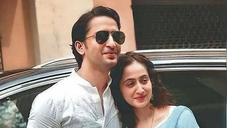 Shaheer Sheikh dan Ruchikaa Kapoor
